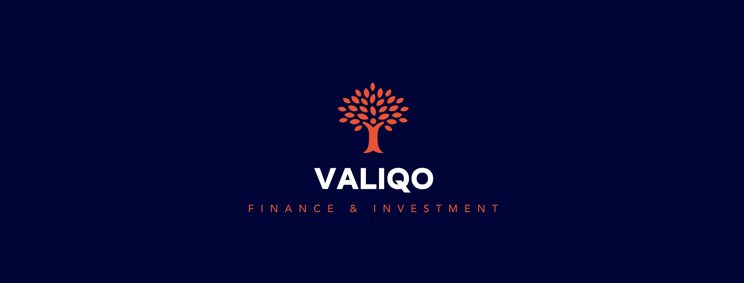 Logo Of P2P Comparison Site Valiqo